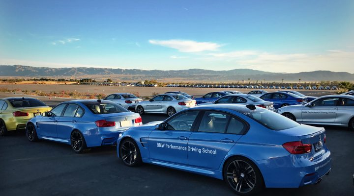 Burnt Rubber Oasis: The BMW Performance Driving School